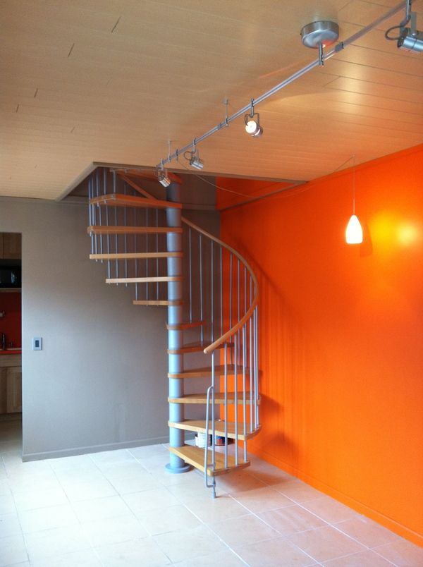Renovation | Fontanot Staircase Arke Klan