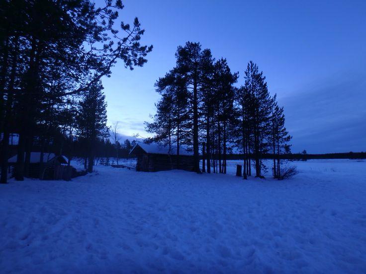 Basecamp Oulanka National Park Finland