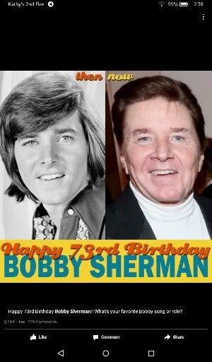 143 best bobby sherman images on pinterest bobby