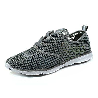 08dcd540ffc5 Kenswalk Men s Aqua Water Shoes Lightweight Quick Drying Beach Shoes Review