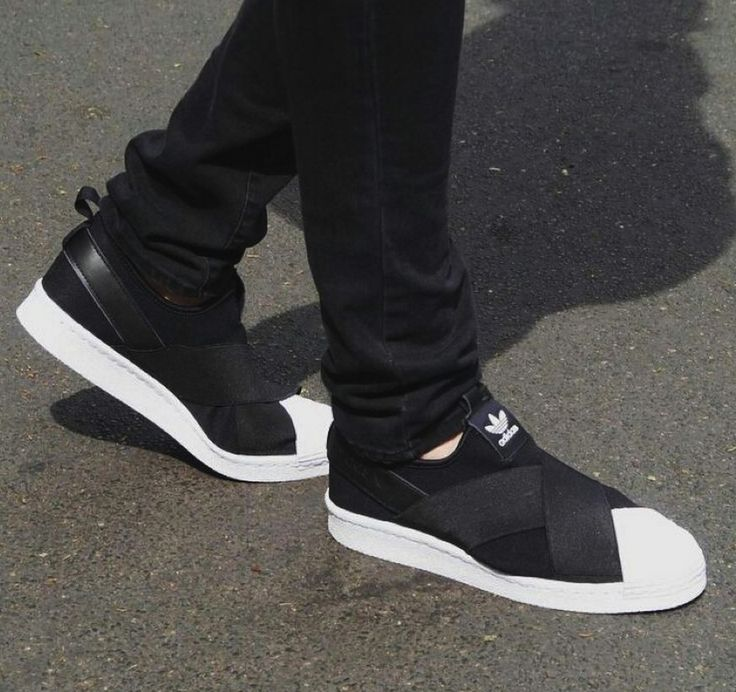 Adidas Superstar Slip On Trainers