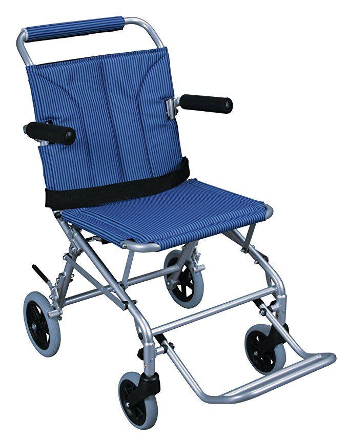 drive medical super light folding transport chair with carry bag rh pinterest com