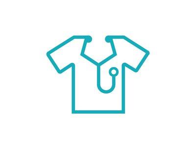 stethoscope / shirt