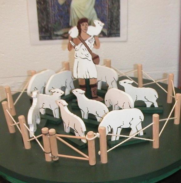 Joyful Sheep -- Catechesis of the Good Shepherd blog