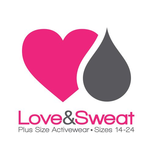Love and Sweat. Plus Size Activewear. Sizes 14-24. www.loveandsweat.com.au  Online mid 2014!!