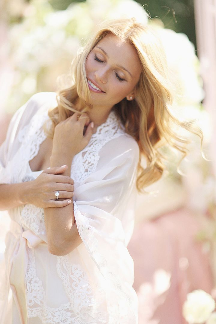 Featured Photographer: Sonya Khegay Photography; Wedding hairstyle idea.