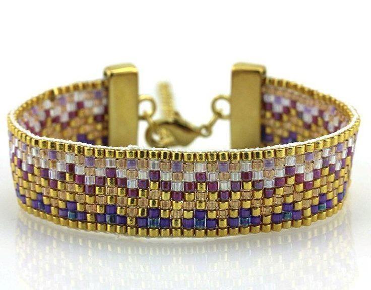 #bracelet #summer #myc #bijoux #été #perles #filles #girls #ethnic