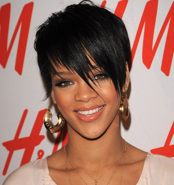 Marvelous 1000 Ideas About Short Black Hairstyles On Pinterest Blonde Short Hairstyles Gunalazisus