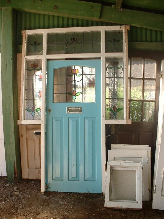 1000 images about 1930s front doors on pinterest house for Side doors for houses