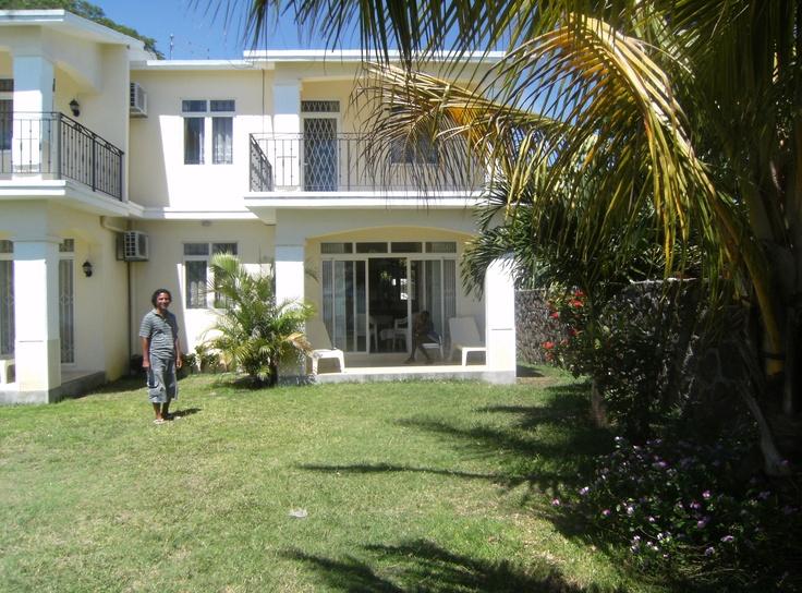 Apartment Andrea 1 Grand Baie, Mauritius  www.teneriffa-mauritius.de