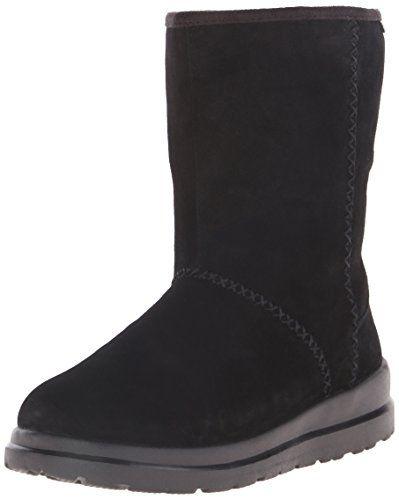 Skechers Women's Cherish Just Because Winter Boot, Black, 9 M US - http: