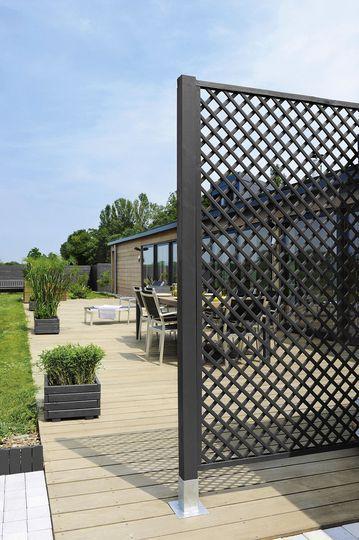 11 best clôture jardin et brise vue images on Pinterest | Gardening ...