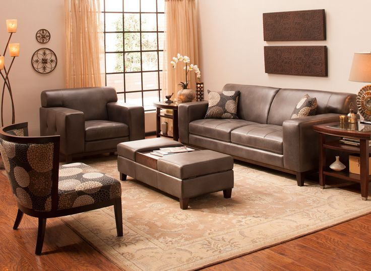 Tristan living room set the 4 pc living room set offers the kind of