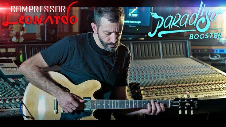 "Dolphin's Sound - Giuseppe Scarpato plays ""Leonardo Comp + Paradiso Booster"