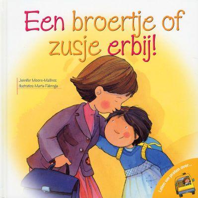 Boekenhoek: een broertje of zusje erbij!