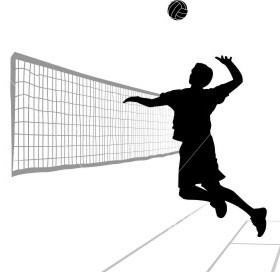 Tengo un gran interés en diferentes deportes pero en el voley me divierto más que en los demás deportes.