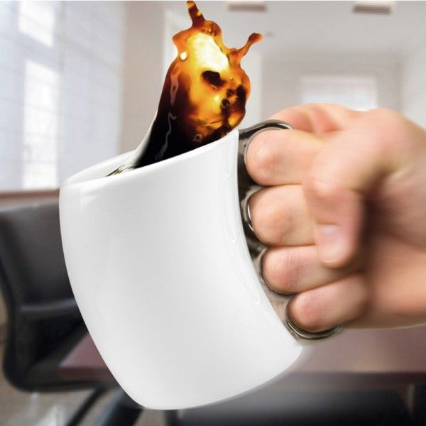 Mug Poing Américain café #coffee #coffeelovers #cafe #mug #mugs