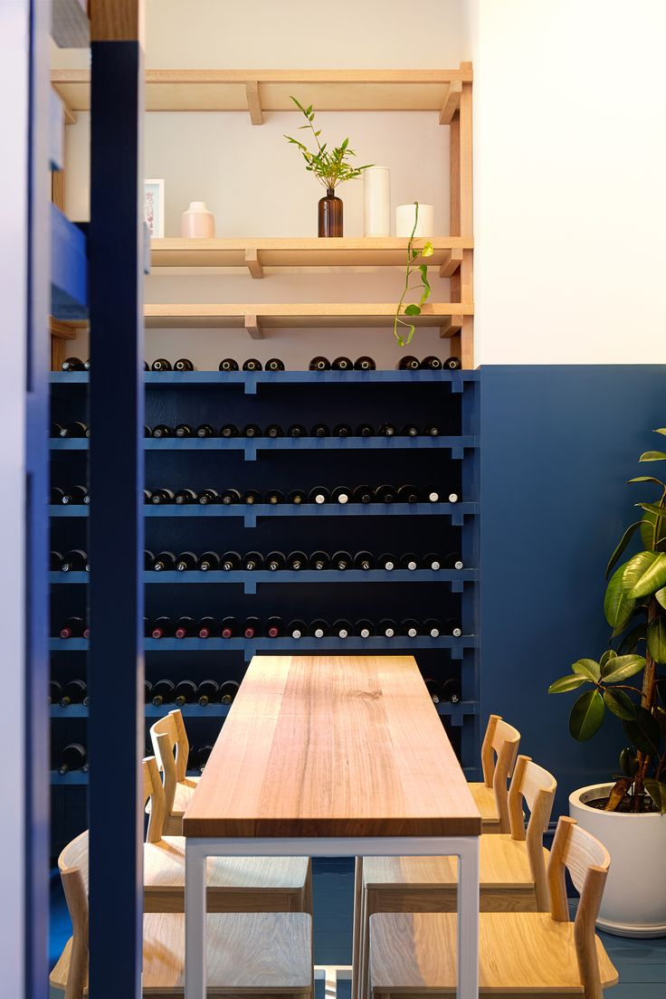 Studio Gram Designs Electric Blue Level One Cafe StyleInterior Design BlogsFood ServiceHospitality
