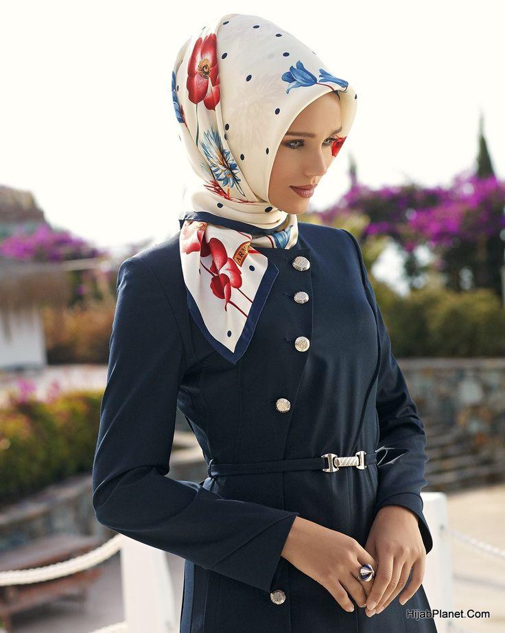 Armine Lateefa Silk Hijab - HijabPlanet.Com