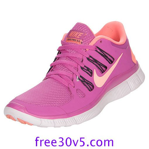 50% Off Nike Frees,Nike Free 5.0 Womens Club Pink Anthracite Light Violet  580591