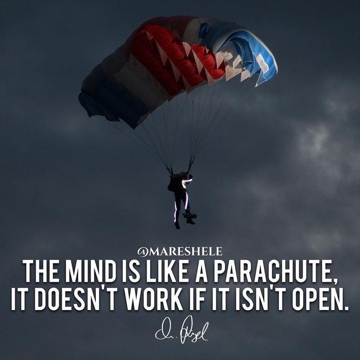 Better open your parachute! Read it, live it, love it! ������ . . . . #luxurylife #outdoor #livinglife #TFLers #dreambig #successquotes #bosslife #startuplife #inspire #entrepreneurs #inspirationalquotes #entrepreneur #business #skydiving #journey #highclass #mindset #quotes #motivation #hustlehard #freefall #millionairemindset #entrepreneurlife #luxury #moneymaker #hardwork #adventure #parachute #befree #inspiration http://quotags.net/ipost/1497048976942228592/?code=BTGlhziAORw