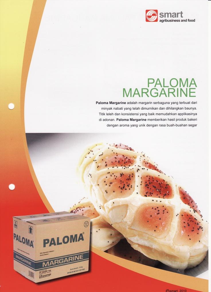Paloma Margarine