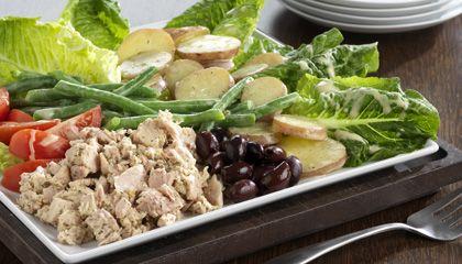 Tuna and Potato Salad: Potato Salad, Potatoes Salad Recipes