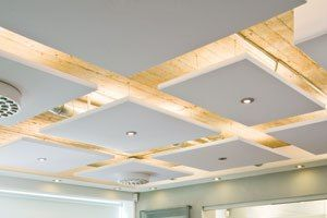 Commercial Ceiling Clouds
