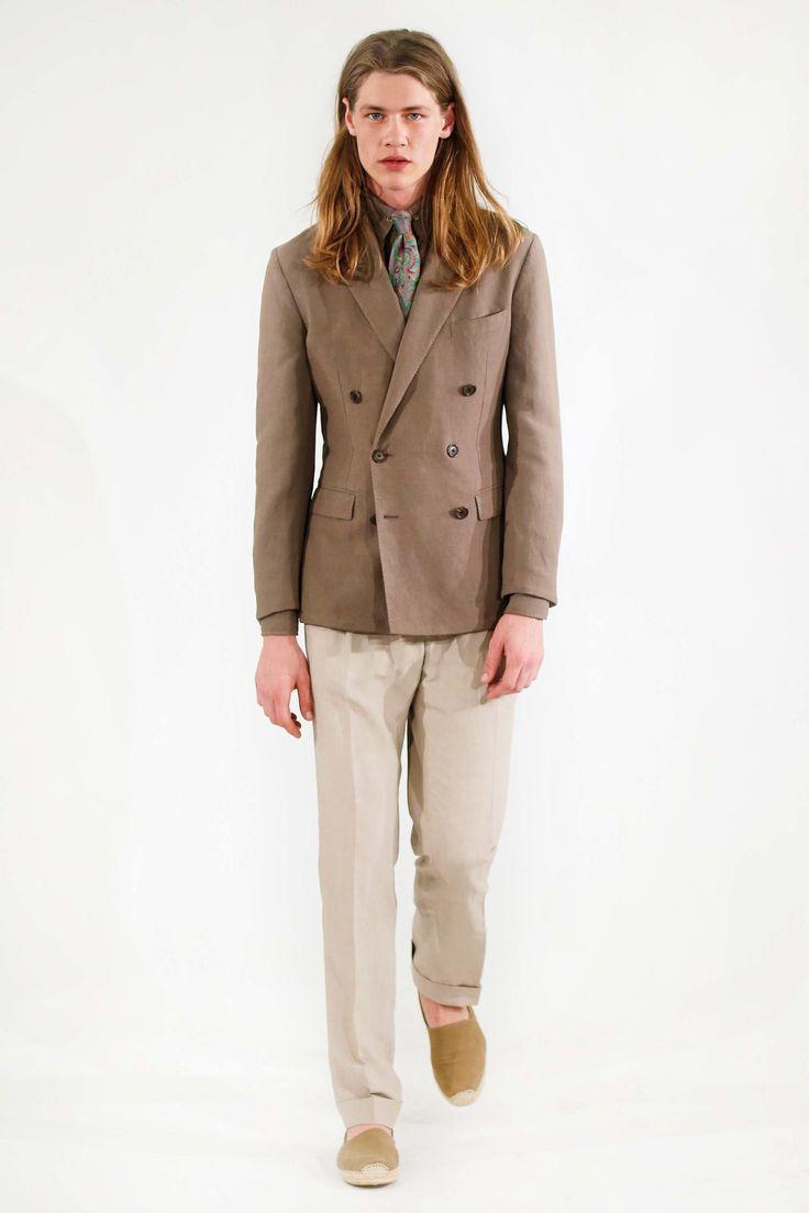 Ralph Lauren Spring 2017 Menswear Collection Photos - Vogue