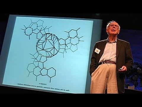 Nobel laureate James Watson opens TED2005 with the frank and funny story of how he and his research partner, Francis Crick, discovered the structure of DNA.