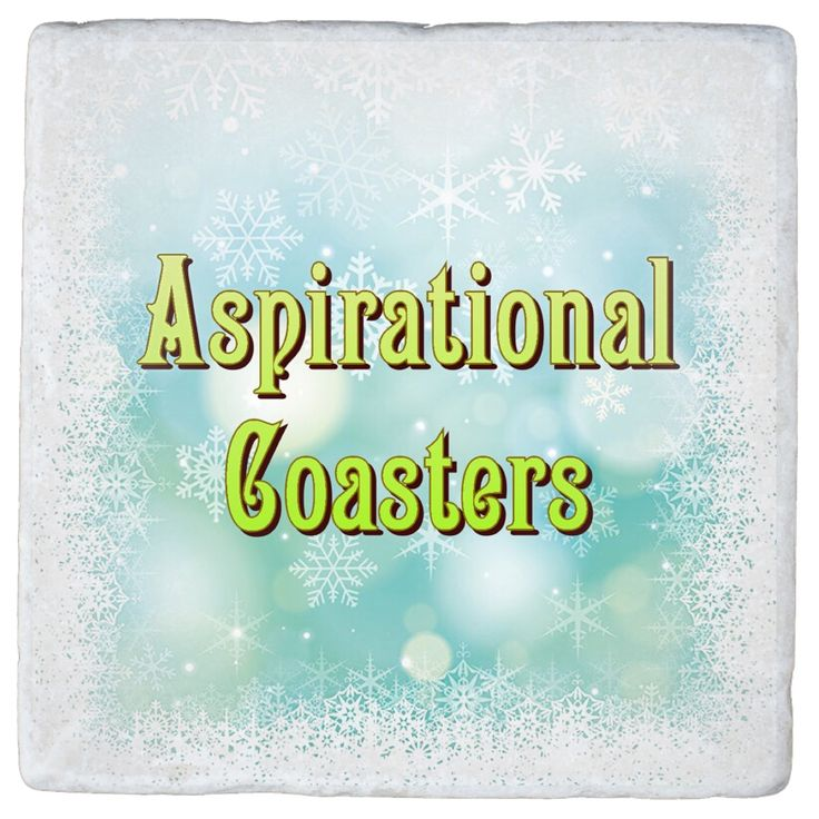 An aspiration is the progressive realisation of a worthy ideal!  What do you aspire to?