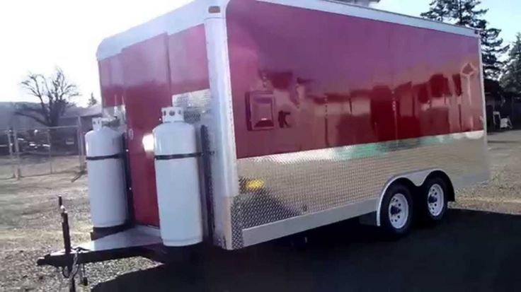 small mobile food trailer - small rv trailer Check more at http://besthostingg.com/small-mobile-food-trailer-small-rv-trailer/