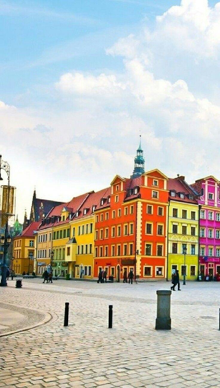 Wroclaw, Polen