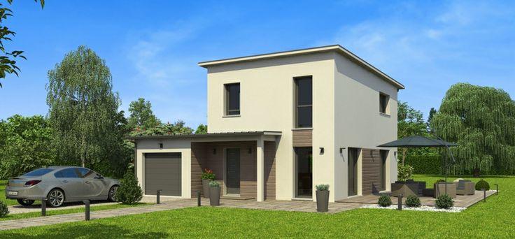 22 best natilia reims constructeur de maisons images on for Constructeur maison witry les reims