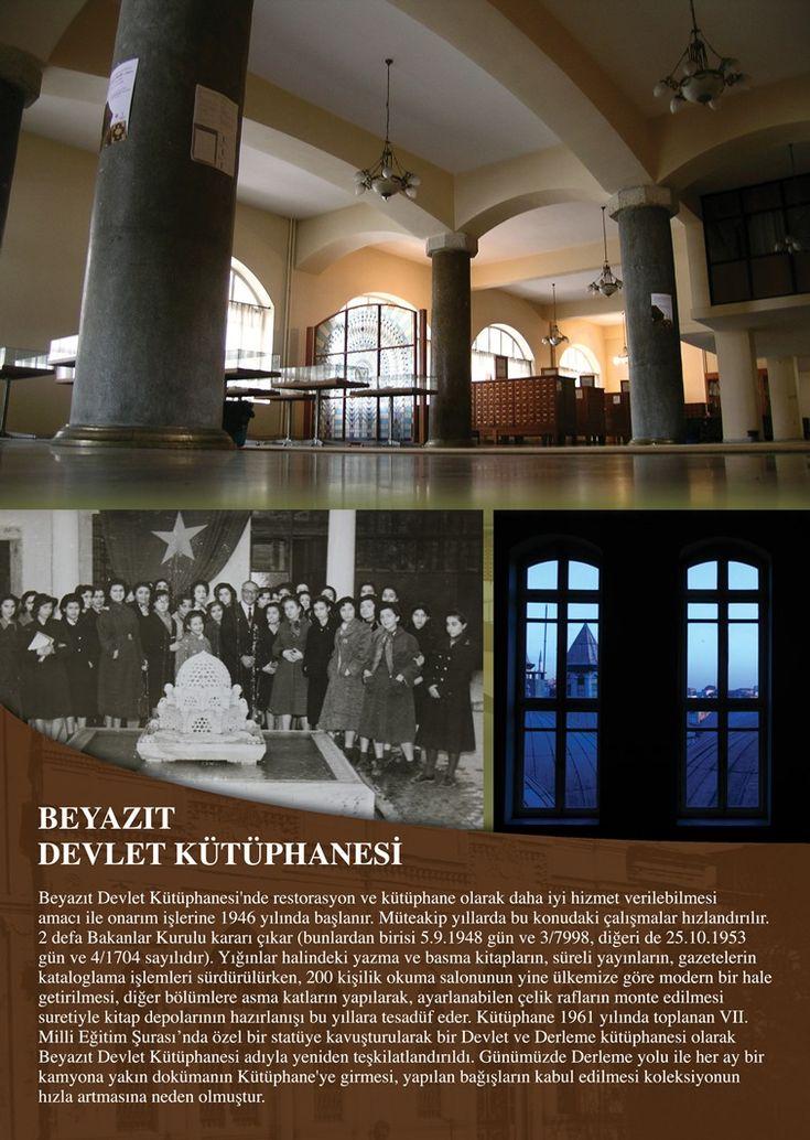 İstanbul Beyazıt Devlet Kütüphanesi