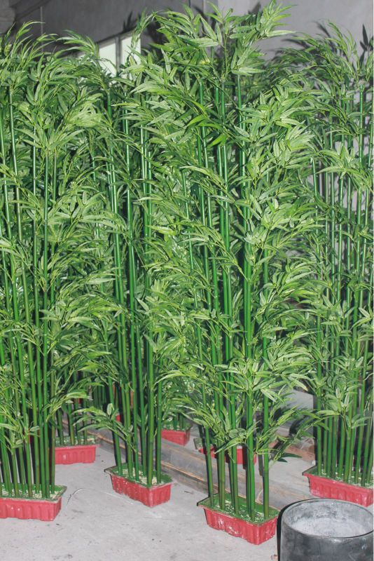 Bamboo planting time china manufacture artificial