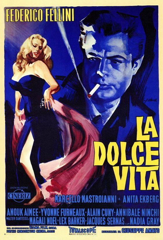 La Dolce Vita = The perfect film