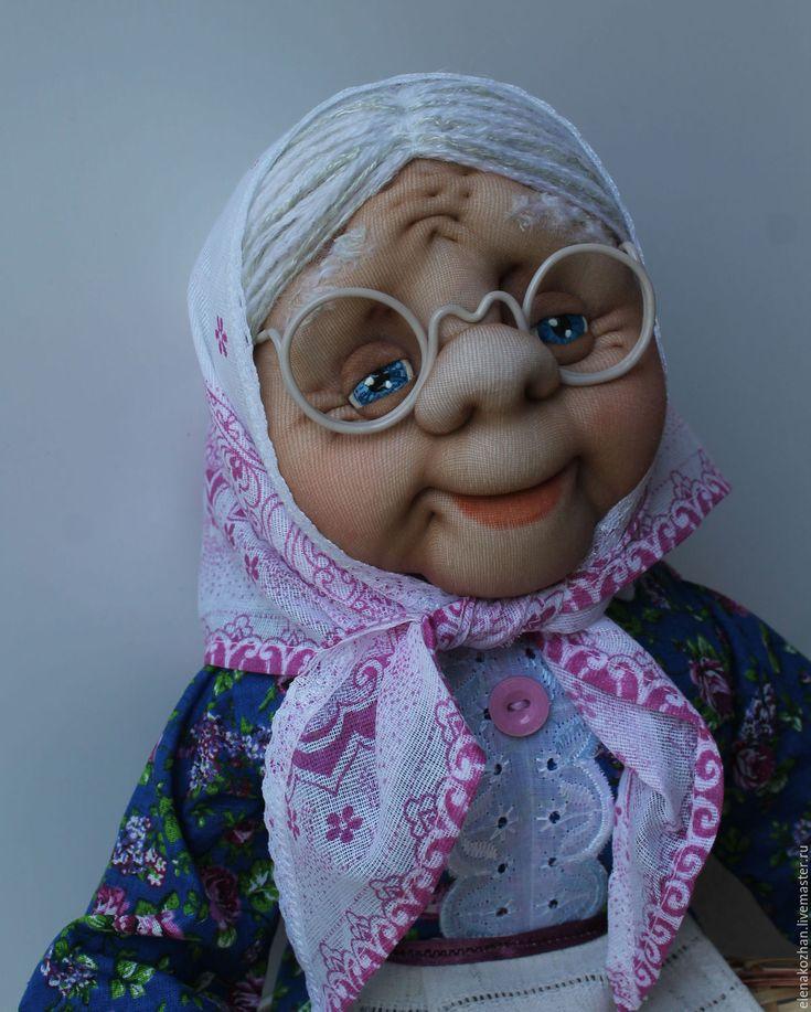 Картинки бабушки делают кукол