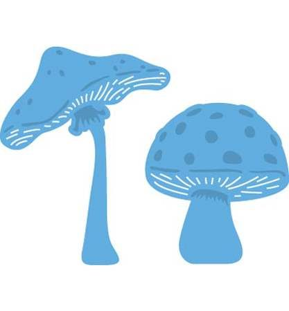 Marianne Design Creatable Mushrooms