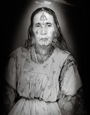 Lazhar Mansouri  Portrait de femme, 1950- 1970  Tirage Argentique  1/3