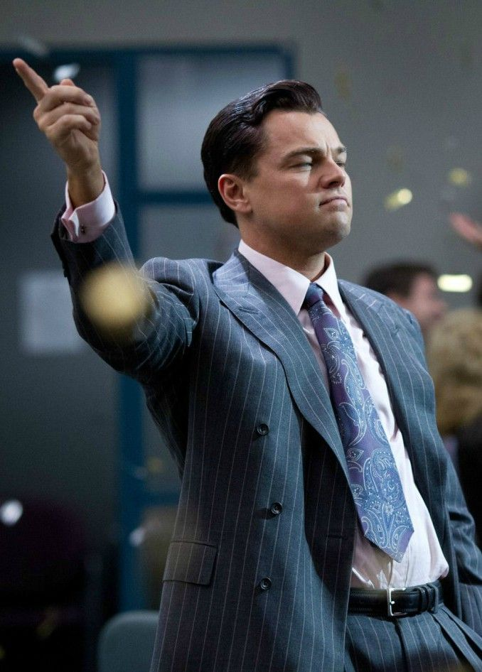 An Immersive Wolf Of Wall Street Show Is Coming To London Wolf Of Wall Street Wall Street Leonardo Dicaprio