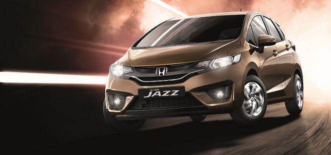 New 2015 Honda Jazz in Images