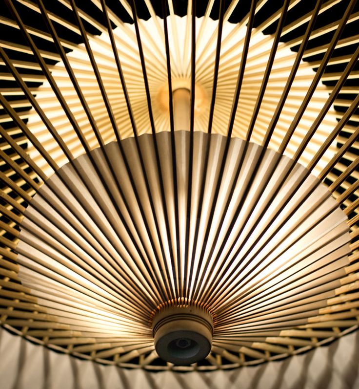 higasa umbrella light | facet studio