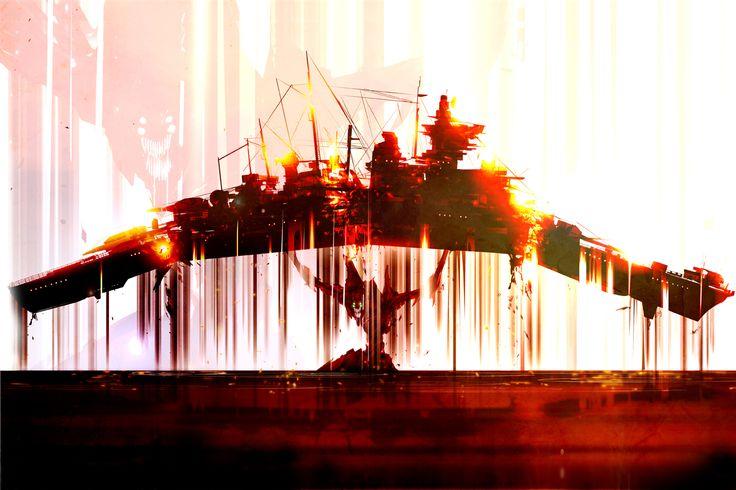 Escena MI-TI-CA de The End of Evangelion