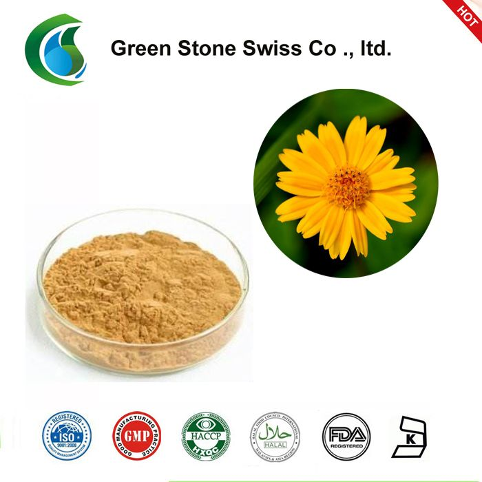 Chrysanthemum indicum extract have been used widely in Food, Health Products, Cosmetic industries.