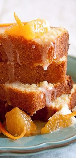 Old-Fashioned Clementine Cake - Simply Delicious