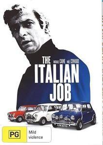 The Italian Job (DVD, 2014) New In Shrink Wrap. #DVD #Movies