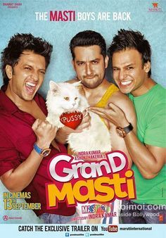 Great Grand Masti 2016 Full Movie HD Free Downloaded