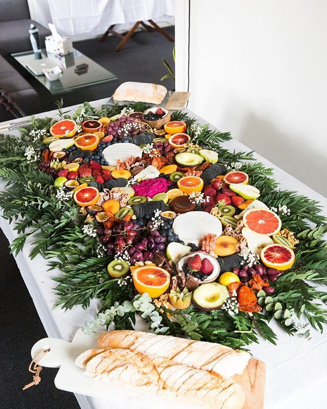 Grazing Table Styled By Plentiful Catering 2018 Www Plentifulcatering Com Au Grazing Tables Food Platters Charcuterie And Cheese Board