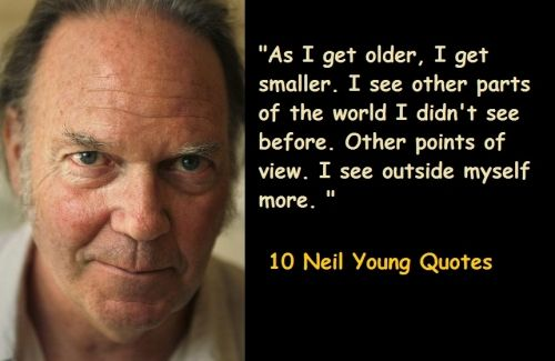 1- Neil Young Quotes
